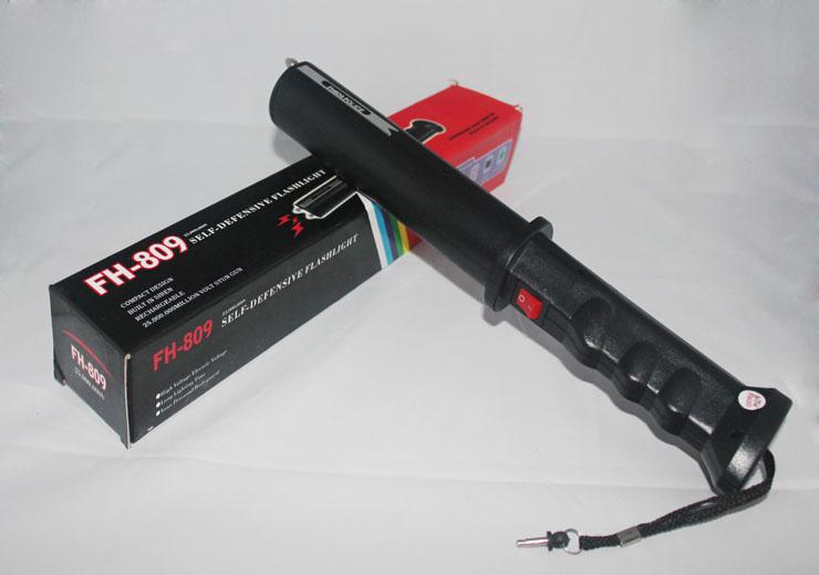 随身超值电击器 超高压直流电击器(fh809型)